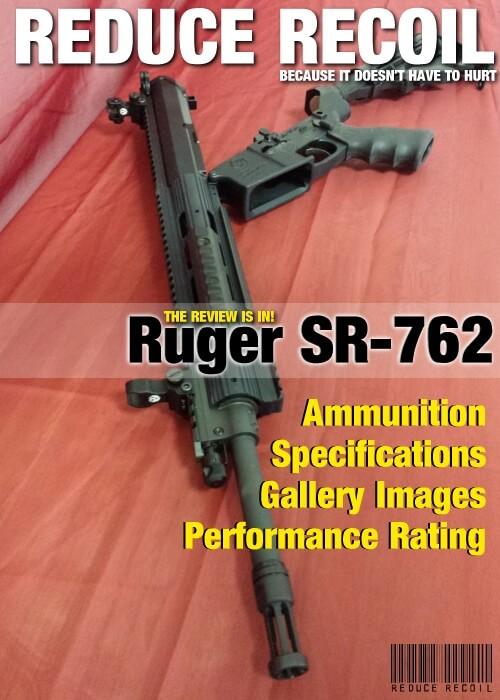 Ruger SR-762 Magazine Cover
