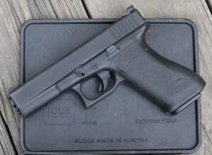 Generation 1 Glock 17