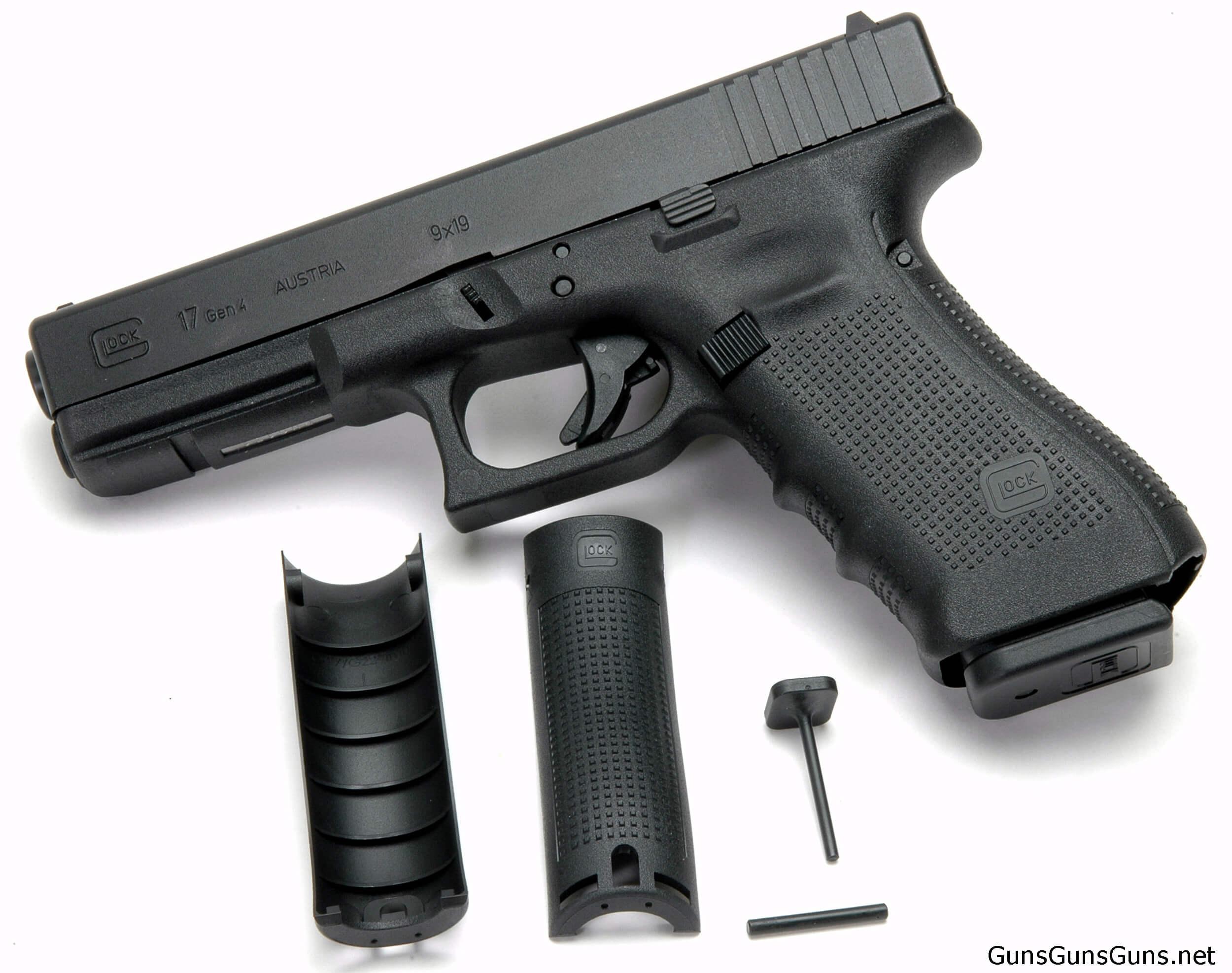 Difference between Glock Gen1, Glock Gen2, Glock Gen3, Glock