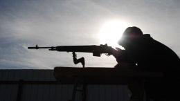 Donny Lairson shooting M1A 6.5 Creedmoor